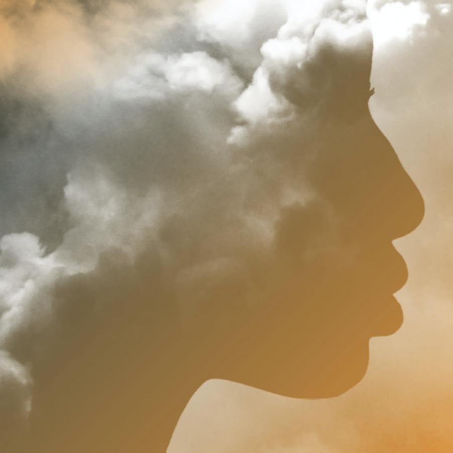 female-head-in-clouds